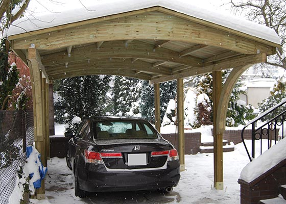 Nevada Single Carport Jagram Pro S A
