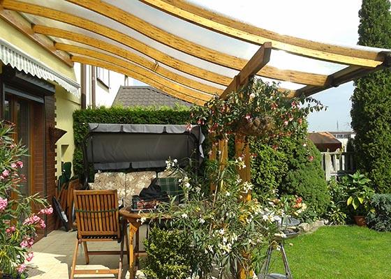 Verona Terrace roofing